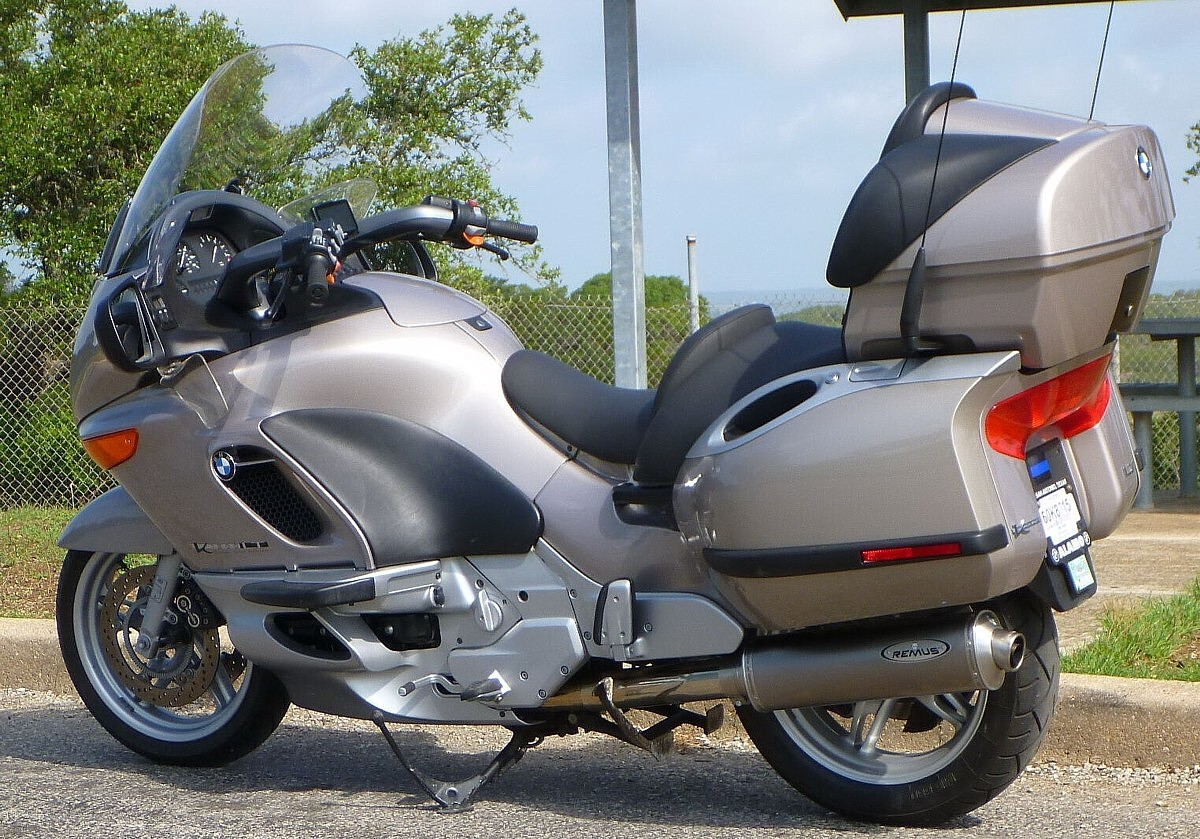 Remus Exhaust Systems For The Bmw K1200lt From Pirates