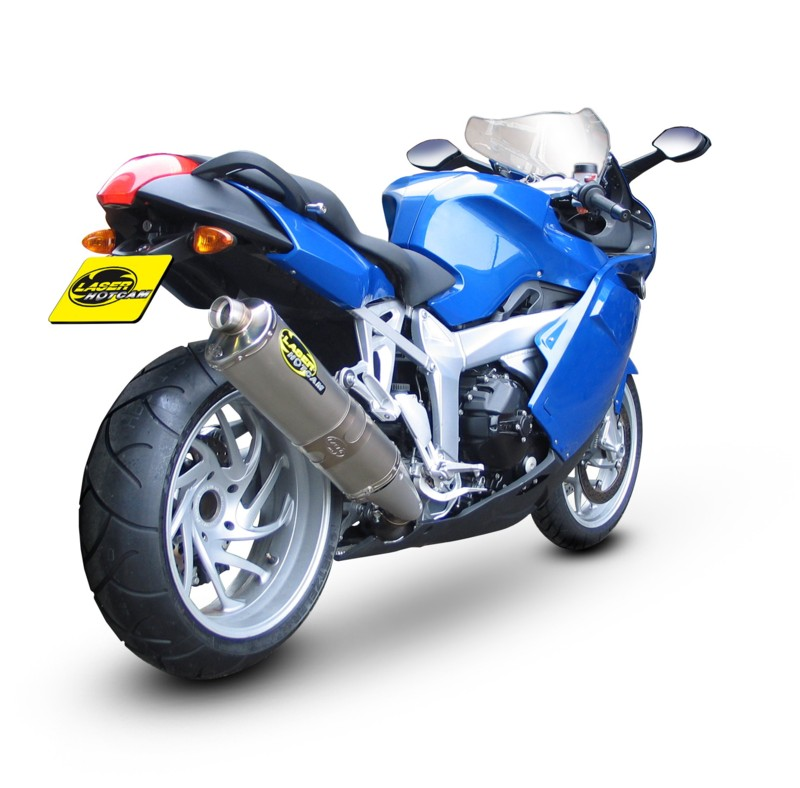 Laser Performance Exhaust Systems For The BMW K1300S And